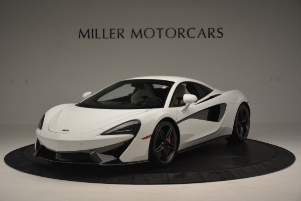 Used 2019 McLaren 570S Spider Convertible for sale $169,900 at Bugatti of Greenwich in Greenwich CT 06830 15