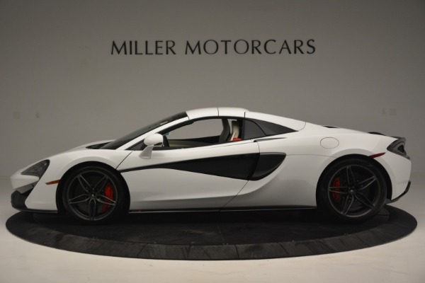 Used 2019 McLaren 570S Spider Convertible for sale $169,900 at Bugatti of Greenwich in Greenwich CT 06830 16
