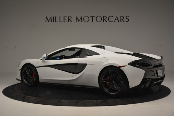 Used 2019 McLaren 570S Spider Convertible for sale $169,900 at Bugatti of Greenwich in Greenwich CT 06830 17