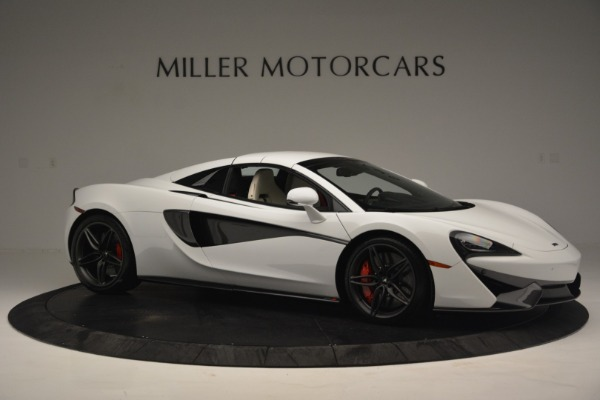 Used 2019 McLaren 570S Spider Convertible for sale $169,900 at Bugatti of Greenwich in Greenwich CT 06830 20