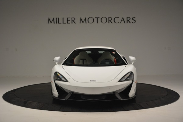Used 2019 McLaren 570S Spider Convertible for sale $169,900 at Bugatti of Greenwich in Greenwich CT 06830 21