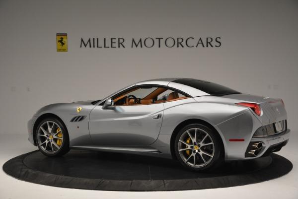 Used 2012 Ferrari California for sale Sold at Bugatti of Greenwich in Greenwich CT 06830 16