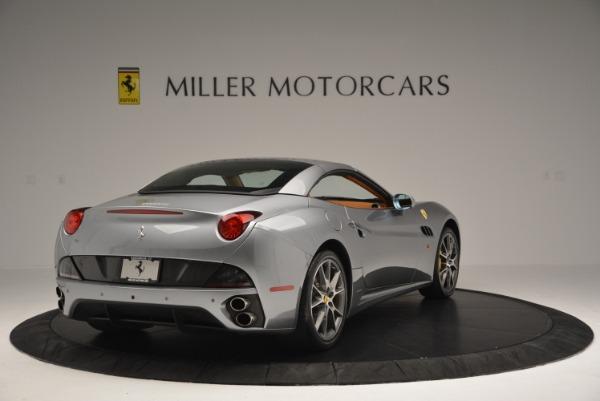 Used 2012 Ferrari California for sale Sold at Bugatti of Greenwich in Greenwich CT 06830 19
