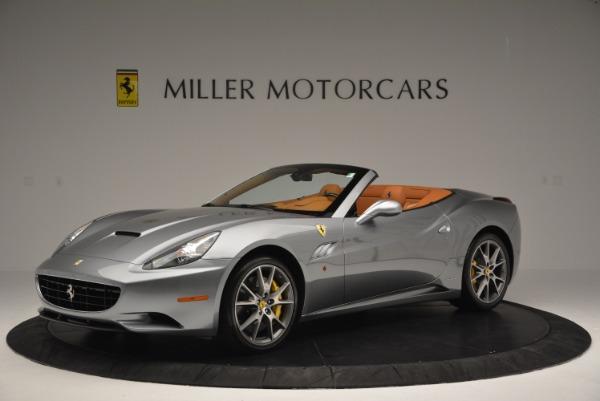 Used 2012 Ferrari California for sale Sold at Bugatti of Greenwich in Greenwich CT 06830 2