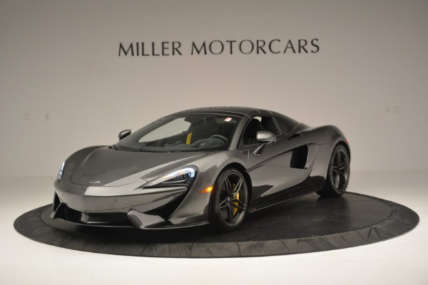 Used 2019 McLaren 570S Spider Convertible for sale $189,990 at Bugatti of Greenwich in Greenwich CT 06830 15