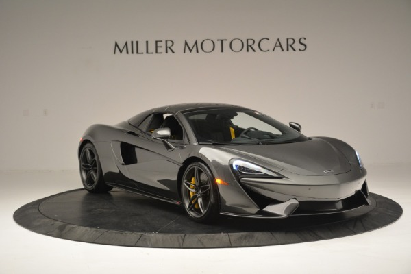 Used 2019 McLaren 570S Spider Convertible for sale $189,990 at Bugatti of Greenwich in Greenwich CT 06830 21