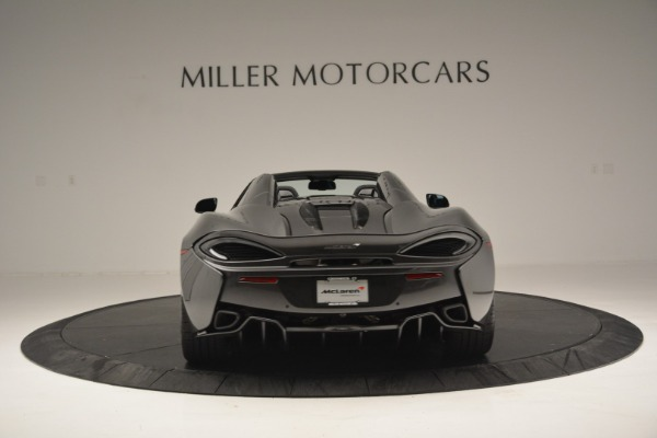 Used 2019 McLaren 570S Spider Convertible for sale $189,990 at Bugatti of Greenwich in Greenwich CT 06830 6