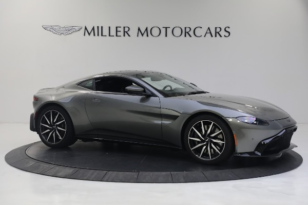 New 2019 Aston Martin Vantage V8 for sale Sold at Bugatti of Greenwich in Greenwich CT 06830 10