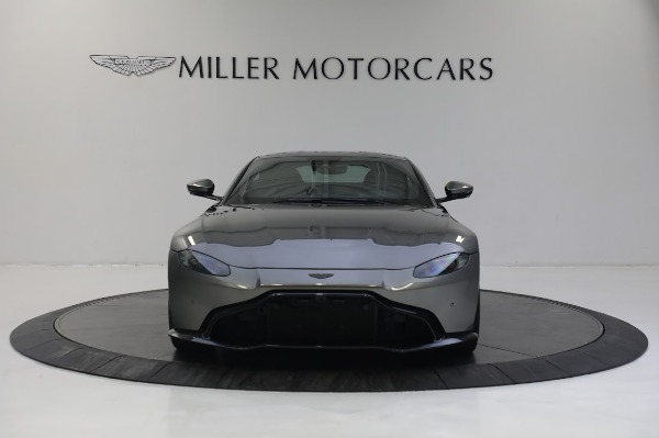 New 2019 Aston Martin Vantage V8 for sale Sold at Bugatti of Greenwich in Greenwich CT 06830 11