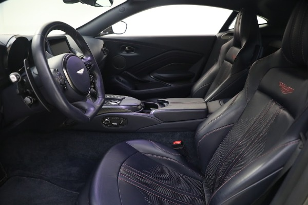 New 2019 Aston Martin Vantage V8 for sale Sold at Bugatti of Greenwich in Greenwich CT 06830 14