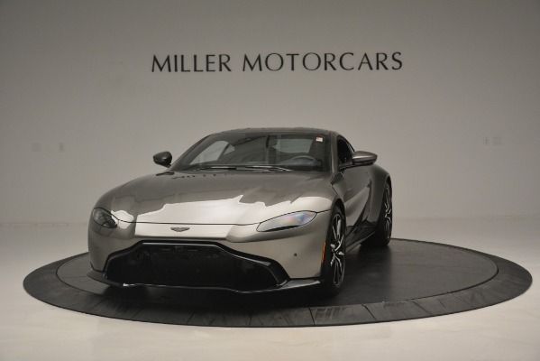New 2019 Aston Martin Vantage V8 for sale Sold at Bugatti of Greenwich in Greenwich CT 06830 2