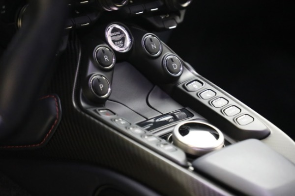 New 2019 Aston Martin Vantage V8 for sale Sold at Bugatti of Greenwich in Greenwich CT 06830 20