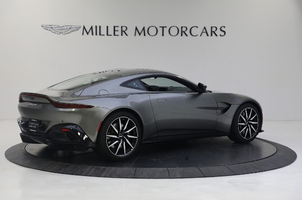 New 2019 Aston Martin Vantage V8 for sale Sold at Bugatti of Greenwich in Greenwich CT 06830 7