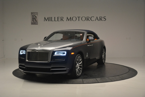New 2019 Rolls-Royce Dawn for sale Sold at Bugatti of Greenwich in Greenwich CT 06830 14
