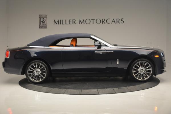 New 2019 Rolls-Royce Dawn for sale Sold at Bugatti of Greenwich in Greenwich CT 06830 22