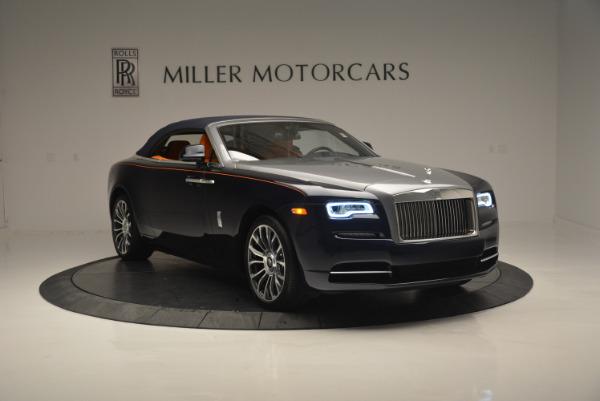 New 2019 Rolls-Royce Dawn for sale Sold at Bugatti of Greenwich in Greenwich CT 06830 24