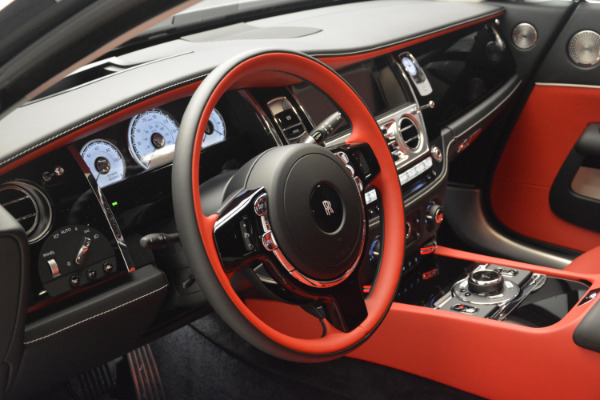 New 2019 Rolls-Royce Wraith for sale Sold at Bugatti of Greenwich in Greenwich CT 06830 14