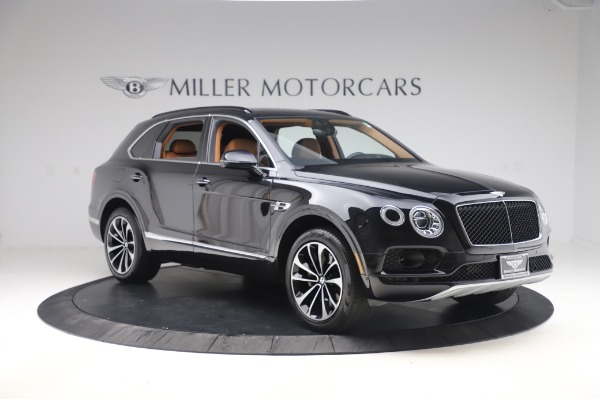 Used 2019 Bentley Bentayga V8 for sale Call for price at Bugatti of Greenwich in Greenwich CT 06830 11