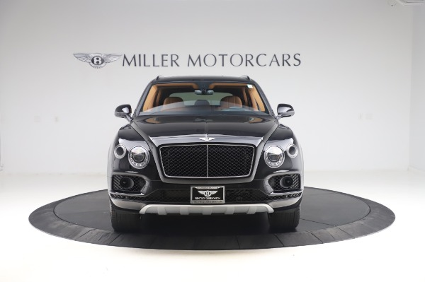 Used 2019 Bentley Bentayga V8 for sale Call for price at Bugatti of Greenwich in Greenwich CT 06830 12