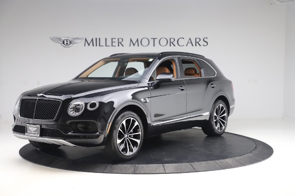 Used 2019 Bentley Bentayga V8 for sale Call for price at Bugatti of Greenwich in Greenwich CT 06830 2