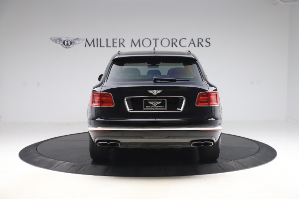 New 2019 Bentley Bentayga V8 for sale Sold at Bugatti of Greenwich in Greenwich CT 06830 6