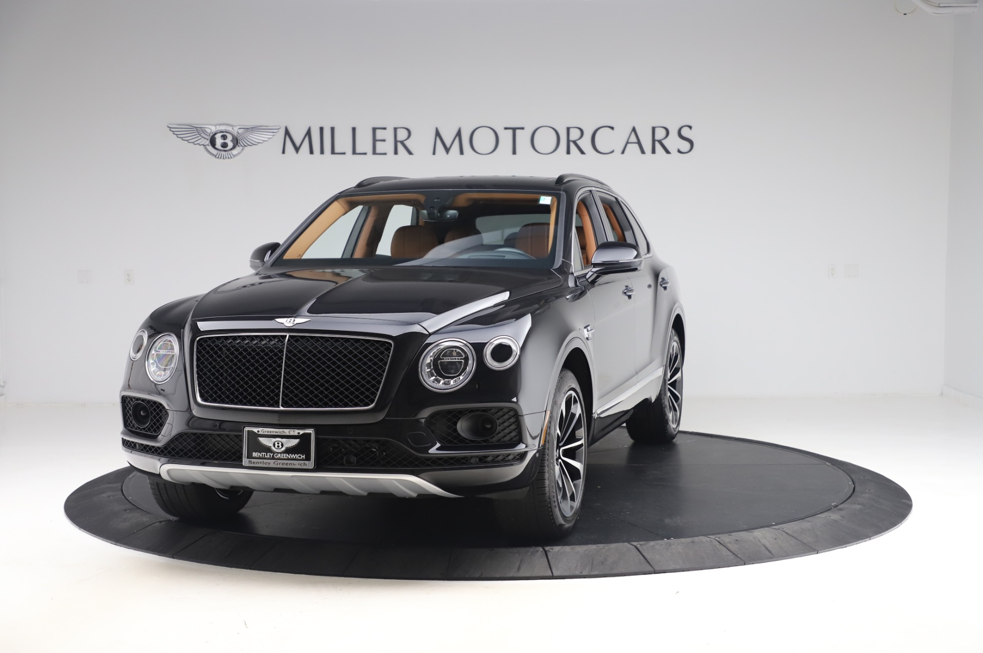Used 2019 Bentley Bentayga V8 for sale Call for price at Bugatti of Greenwich in Greenwich CT 06830 1