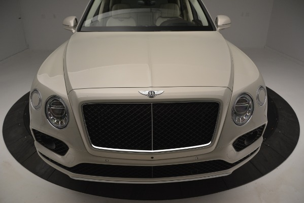 New 2019 Bentley Bentayga V8 for sale Sold at Bugatti of Greenwich in Greenwich CT 06830 13
