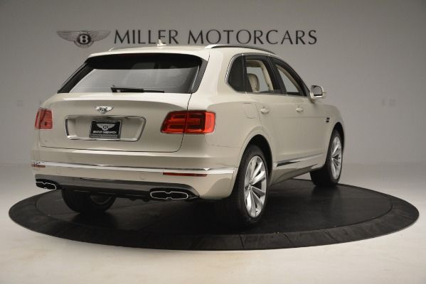 New 2019 Bentley Bentayga V8 for sale Sold at Bugatti of Greenwich in Greenwich CT 06830 7