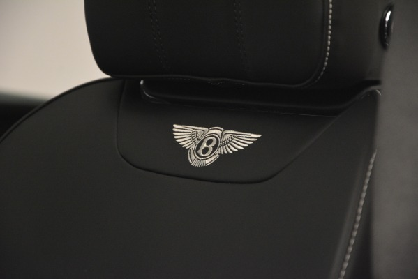 Used 2019 Bentley Bentayga V8 for sale Sold at Bugatti of Greenwich in Greenwich CT 06830 20