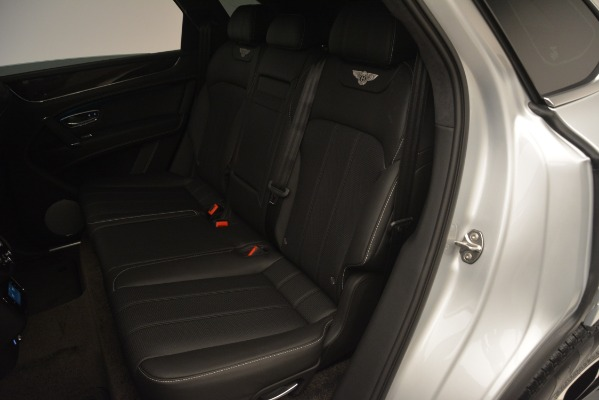 Used 2019 Bentley Bentayga V8 for sale Sold at Bugatti of Greenwich in Greenwich CT 06830 25