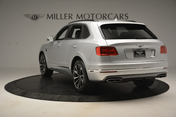 Used 2019 Bentley Bentayga V8 for sale Sold at Bugatti of Greenwich in Greenwich CT 06830 5