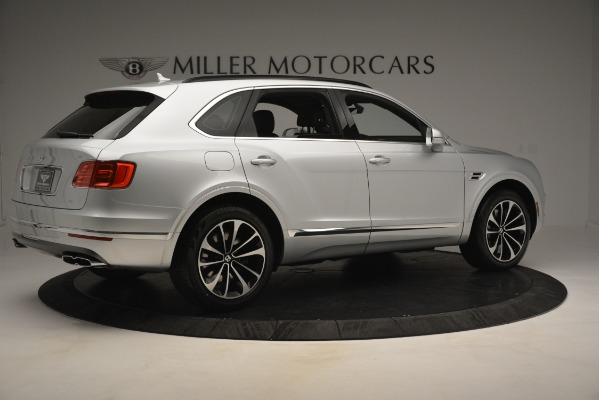Used 2019 Bentley Bentayga V8 for sale Sold at Bugatti of Greenwich in Greenwich CT 06830 8