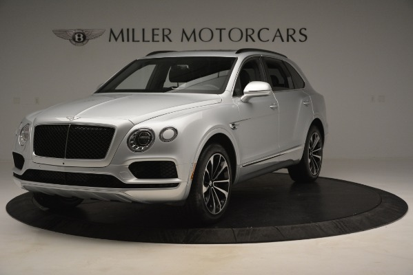 Used 2019 Bentley Bentayga V8 for sale Sold at Bugatti of Greenwich in Greenwich CT 06830 1