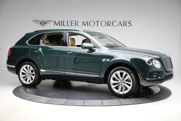 Used 2019 Bentley Bentayga V8 for sale $163,900 at Bugatti of Greenwich in Greenwich CT 06830 10