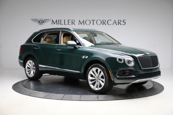 Used 2019 Bentley Bentayga V8 for sale $163,900 at Bugatti of Greenwich in Greenwich CT 06830 11