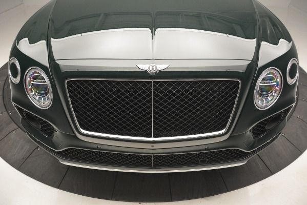 Used 2019 Bentley Bentayga V8 for sale $158,900 at Bugatti of Greenwich in Greenwich CT 06830 13