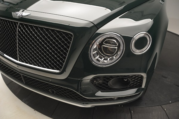 Used 2019 Bentley Bentayga V8 for sale $163,900 at Bugatti of Greenwich in Greenwich CT 06830 14