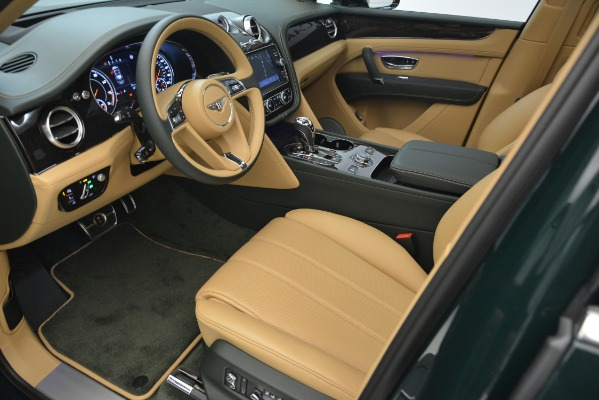 New 2019 Bentley Bentayga V8 for sale Sold at Bugatti of Greenwich in Greenwich CT 06830 18