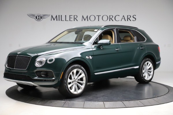Used 2019 Bentley Bentayga V8 for sale $158,900 at Bugatti of Greenwich in Greenwich CT 06830 2