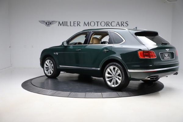 Used 2019 Bentley Bentayga V8 for sale $163,900 at Bugatti of Greenwich in Greenwich CT 06830 4