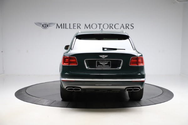 Used 2019 Bentley Bentayga V8 for sale $158,900 at Bugatti of Greenwich in Greenwich CT 06830 6