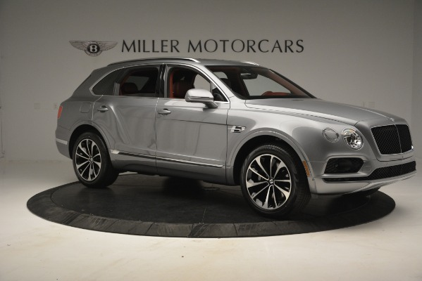 Used 2019 Bentley Bentayga V8 for sale Sold at Bugatti of Greenwich in Greenwich CT 06830 10
