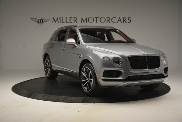 Used 2019 Bentley Bentayga V8 for sale Sold at Bugatti of Greenwich in Greenwich CT 06830 11