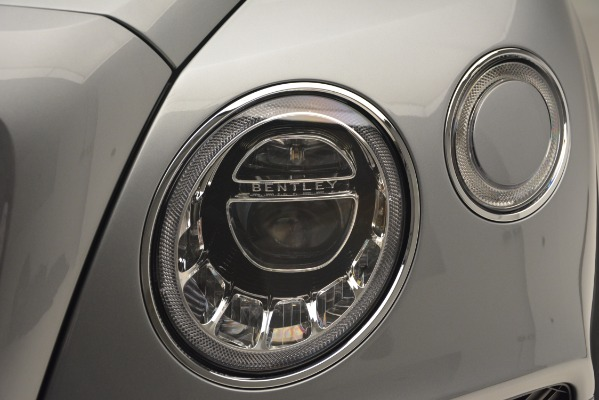 Used 2019 Bentley Bentayga V8 for sale Sold at Bugatti of Greenwich in Greenwich CT 06830 14