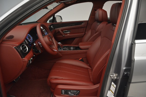Used 2019 Bentley Bentayga V8 for sale Sold at Bugatti of Greenwich in Greenwich CT 06830 18