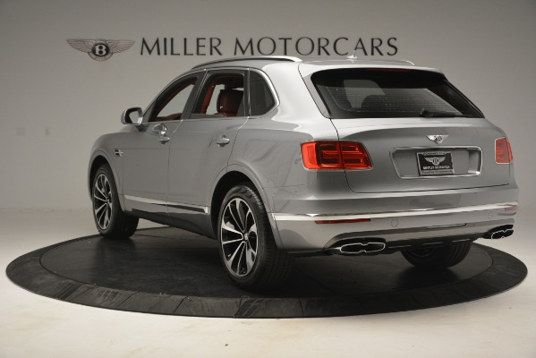 Used 2019 Bentley Bentayga V8 for sale Call for price at Bugatti of Greenwich in Greenwich CT 06830 5