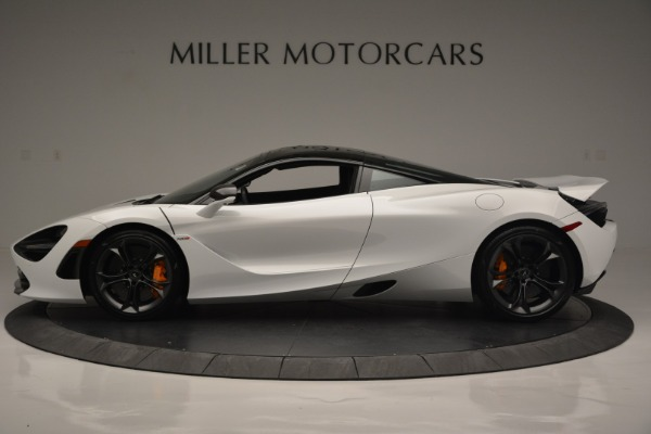 Used 2019 McLaren 720S Coupe for sale Sold at Bugatti of Greenwich in Greenwich CT 06830 3