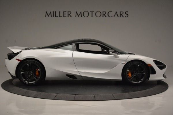 Used 2019 McLaren 720S Coupe for sale Sold at Bugatti of Greenwich in Greenwich CT 06830 9