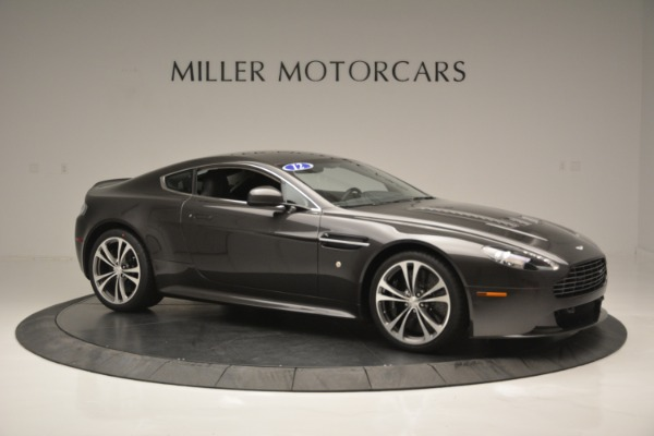 Used 2012 Aston Martin V12 Vantage Coupe for sale Sold at Bugatti of Greenwich in Greenwich CT 06830 10