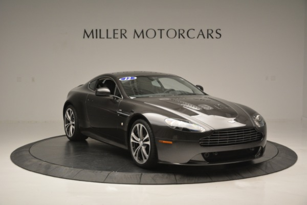 Used 2012 Aston Martin V12 Vantage Coupe for sale Sold at Bugatti of Greenwich in Greenwich CT 06830 11